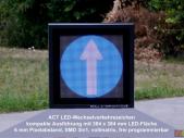 LED-Wechselverkehrszeichen