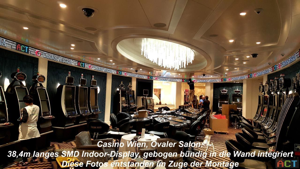SMD Indoor-Display