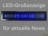 LED-Grossanzeige