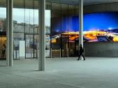 Hybrid Led-Videowand