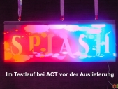 LED-Schaufensterwerbung