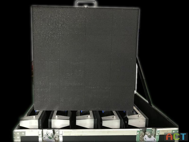 Gebrauchte LED-Panels