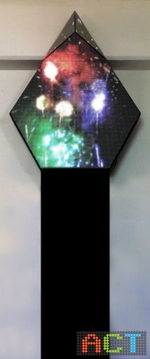 Kreative-LED-Displays