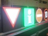 LED Verkehrsanzeigen