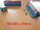 Mini-Laufschrift