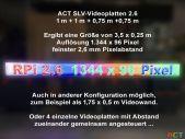 Restposten LED-Videoplatten