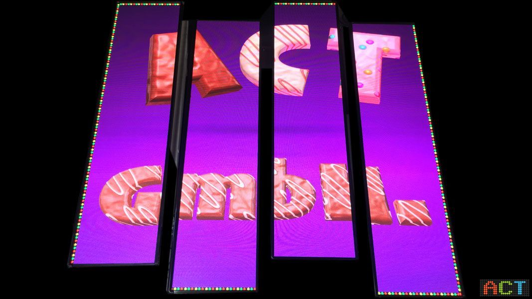 Digitale Signage Led-Displays