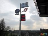 Tankstellen-Preistafel