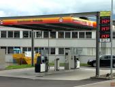 Benzinpreisanzeige