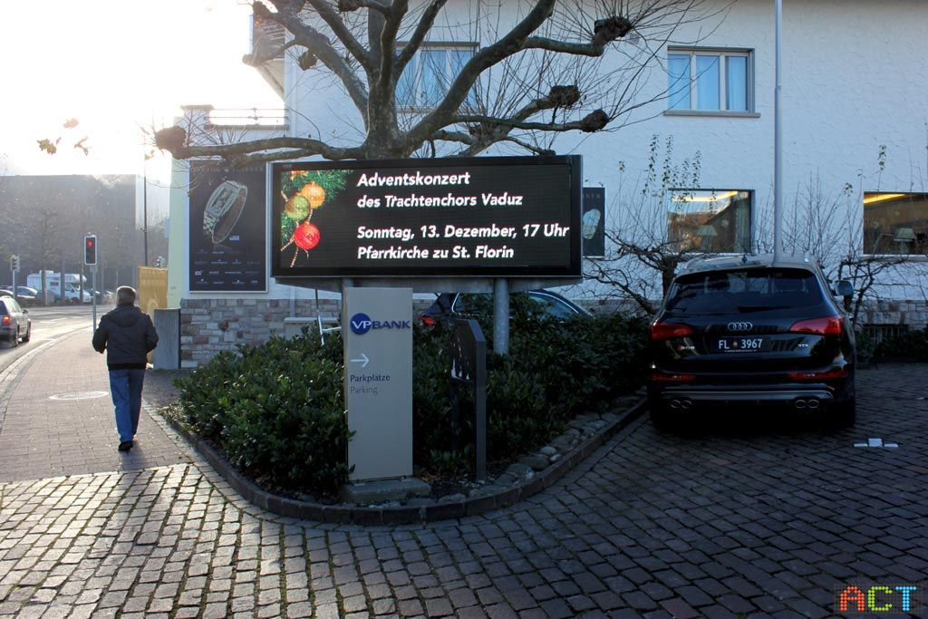 Outdoor Led-Displays