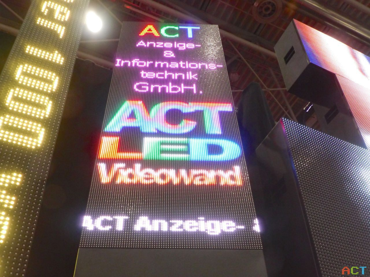 Viscom LED-Displays