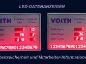 LED-Datenanzeige