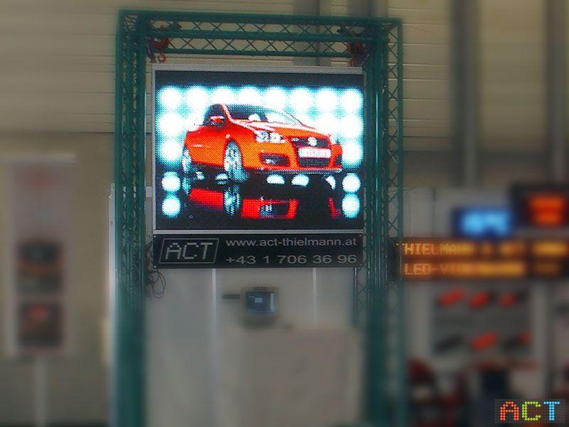LED-Videowand Vorführmodell