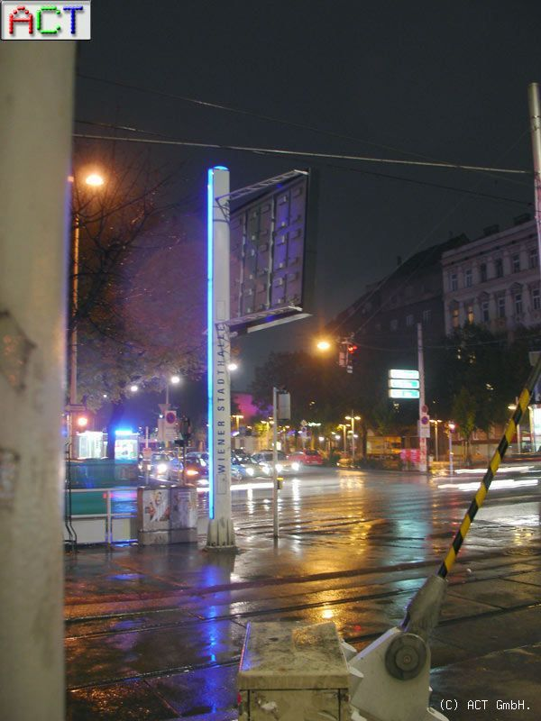 Outdoor LED-Display