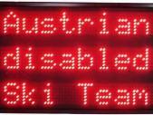 Mehrzeilige LED-Anzeige
