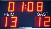 LED-Fußballanzeige
