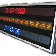 Dreifarbiges LED-Display