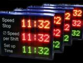 LED-Produktionsanzeigen