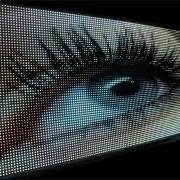 LED-Videoplakat
