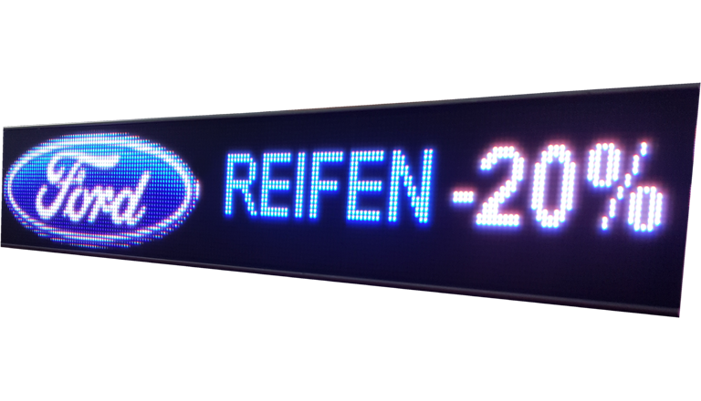 COB-LED-Displays