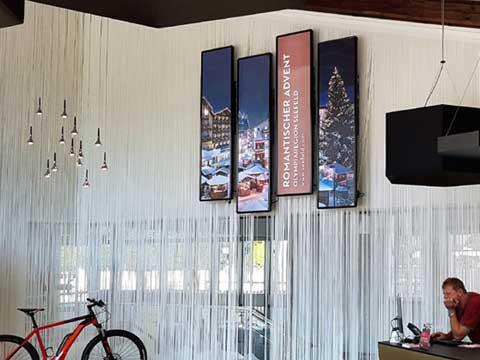 Digitale Signage Led-Displays